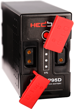 HEDBOX HED-BP95D Dual Dtap Power out